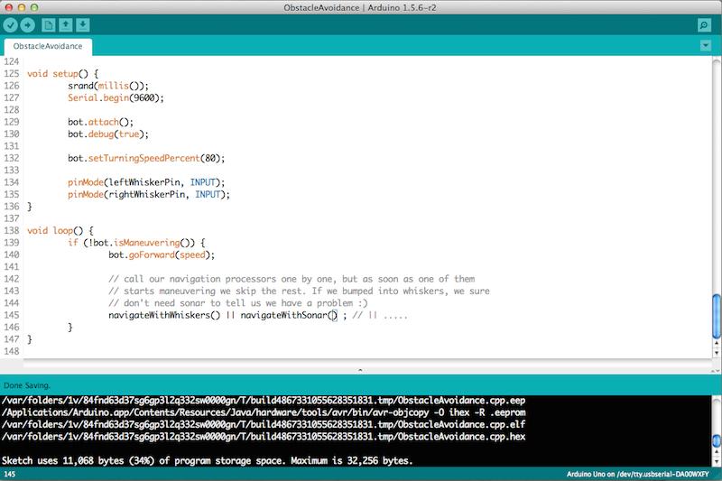 Arduino programing download